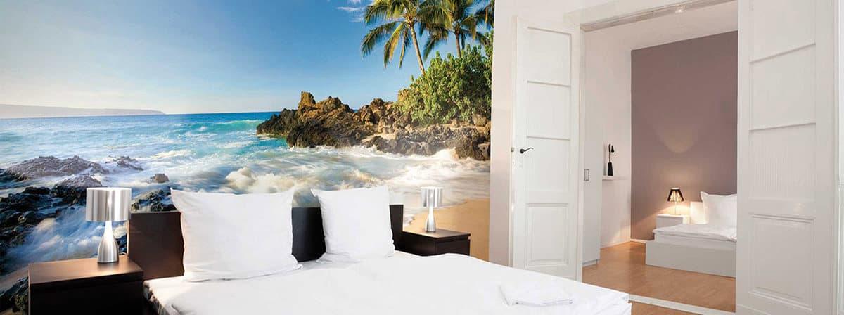ihr foto als beeindruckende foto tapete bei posterxxl. Black Bedroom Furniture Sets. Home Design Ideas