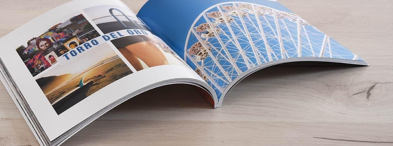 fotobuch softcover im edlen magazin look bei posterxxl. Black Bedroom Furniture Sets. Home Design Ideas